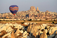 CAPPADOCIA (Turkey) 2015 : The Ultimate Hot Air Balloon Journey